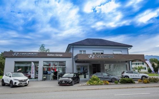 Blatten Garage Büchel AG