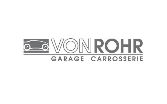Garage-Carrosserie von Rohr SA