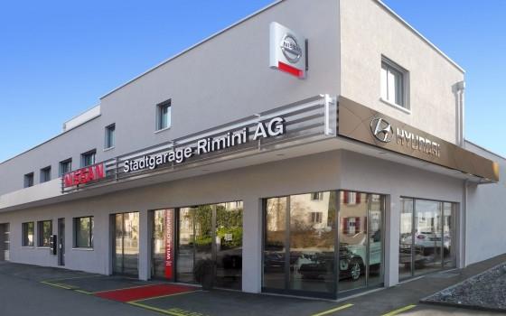 Stadt-Garage Rimini AG