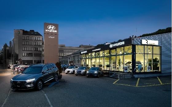 Ernst Ruckstuhl Automobile AG - Showroom Kloten