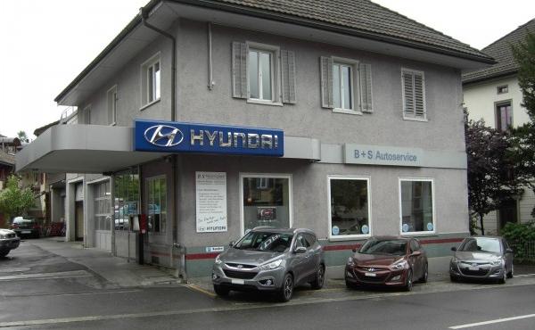 B + S Autoservice GmbH
