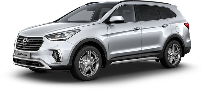 hyundai - new grand santa fe